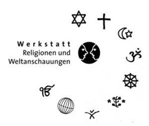Logo Werkstatt Rekigionen und Weltanschauungen